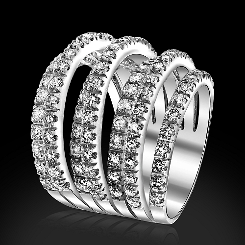 Ring_I Classici_Waaier_Wit_3_102
